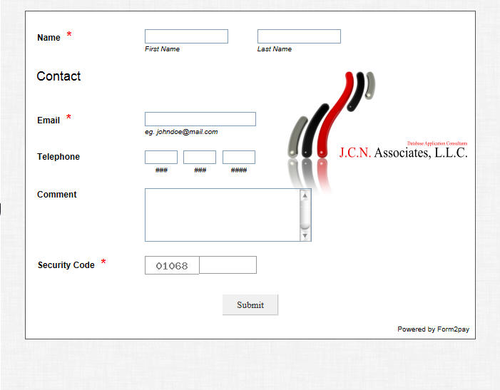 J.C.N. Associates, L.L.C. Database Application Consultants